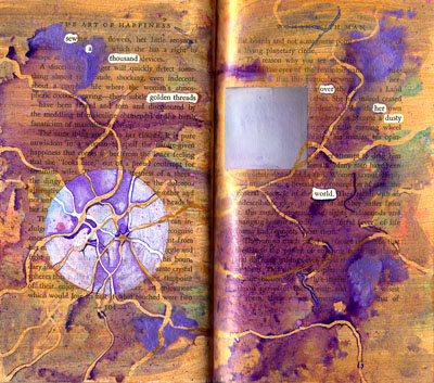 Back to My Altered Books