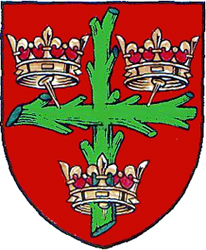 Coat of Arms History-Arms from the town of Colchester