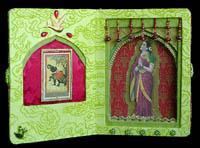 Saraswati Reliquary