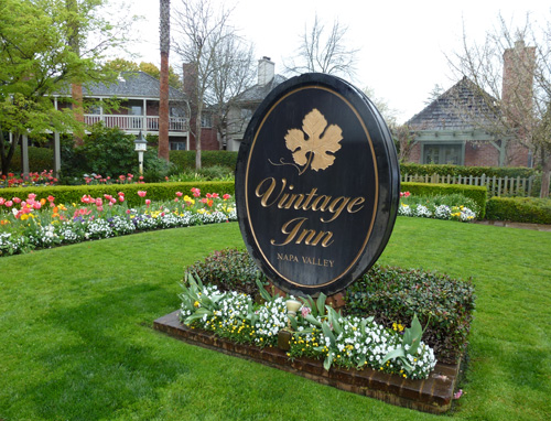 Taste of Yountville - The Vintage Inn