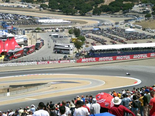 Raceway Turn 2