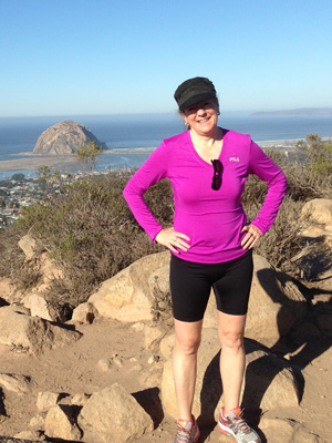 December 28, 2013 - A run in Morro Bay